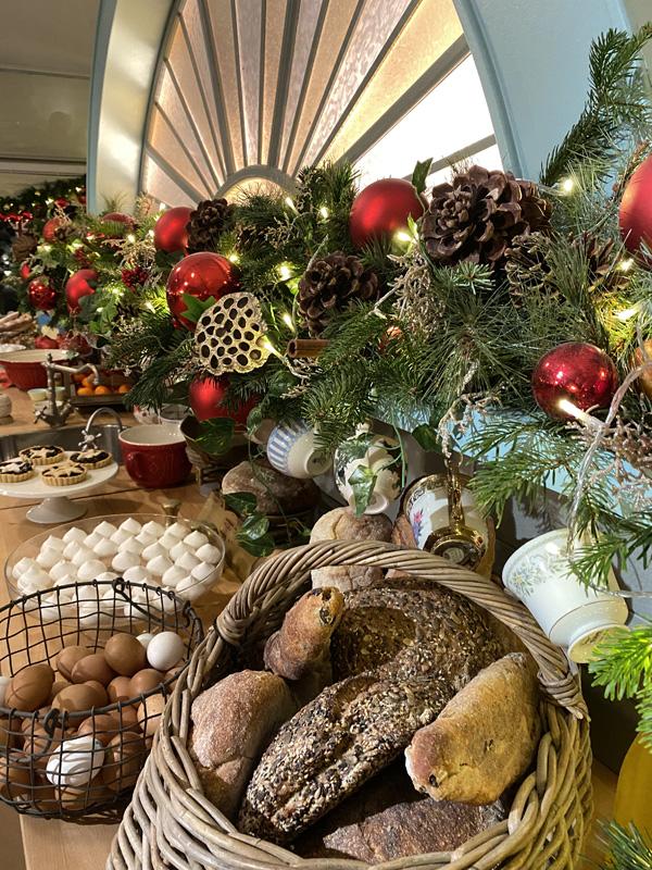 The Great Christmas Bake Off Christmas bakery