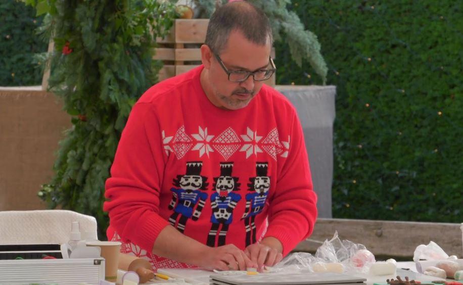 Victor Diaz on Kirsties-Handmade Christmas 2020