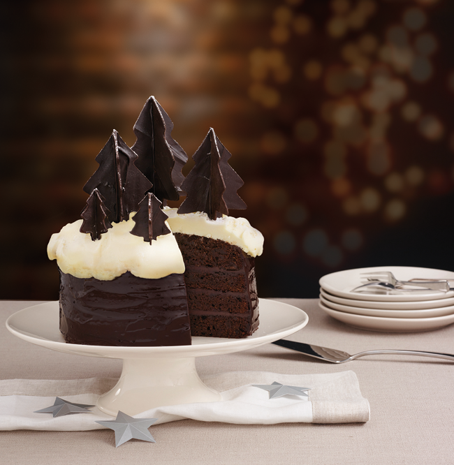 Winter-Forest-Chocolate-Cake