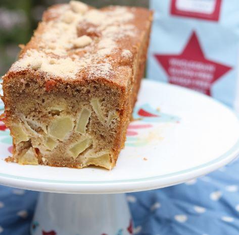 Healthy gluten-free cake