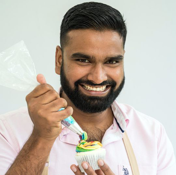 Antony - Bake Off contestant