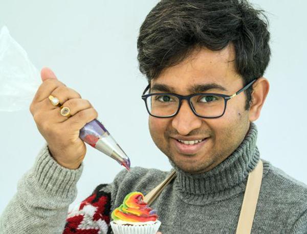 Rahul – Bake Off contestant
