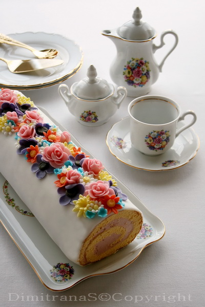 7 Afternoon Tea Inspired Cakes - Food Heaven