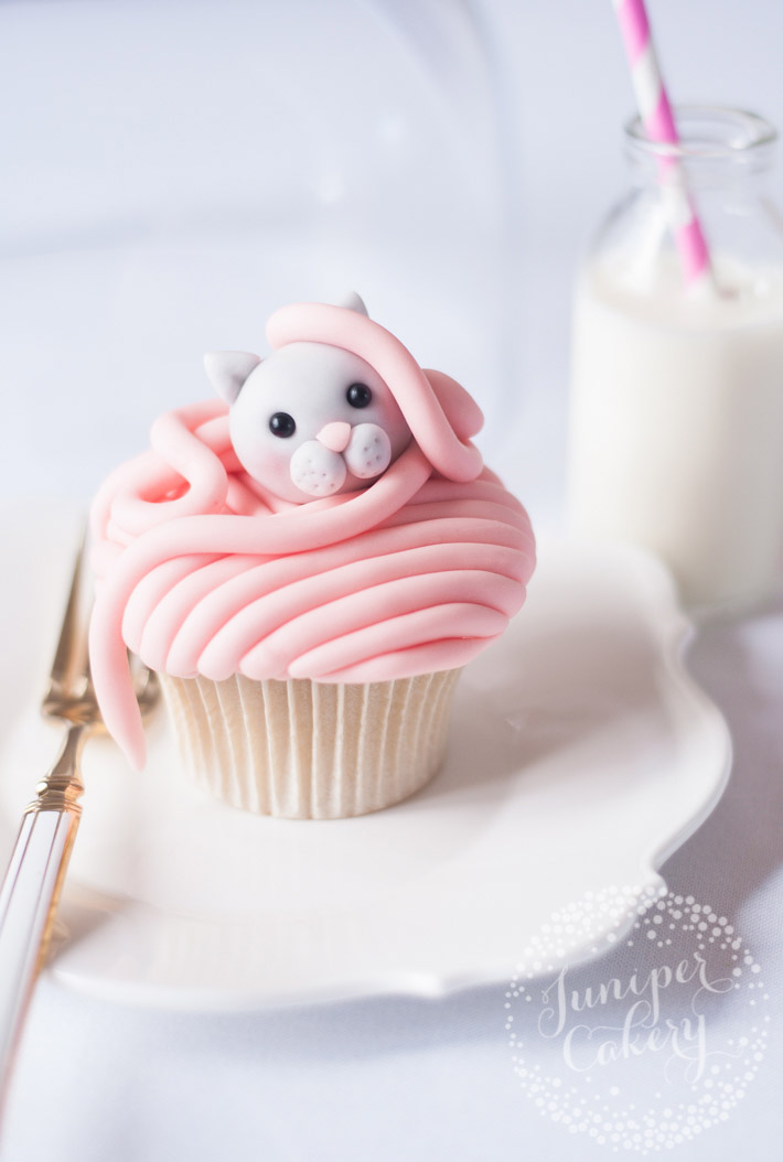 The Most Purr-fect Cat Cakes - Food Heaven
