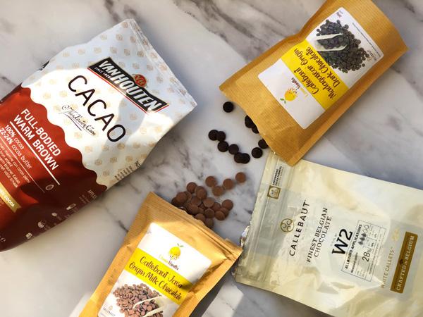cocoa powder selection