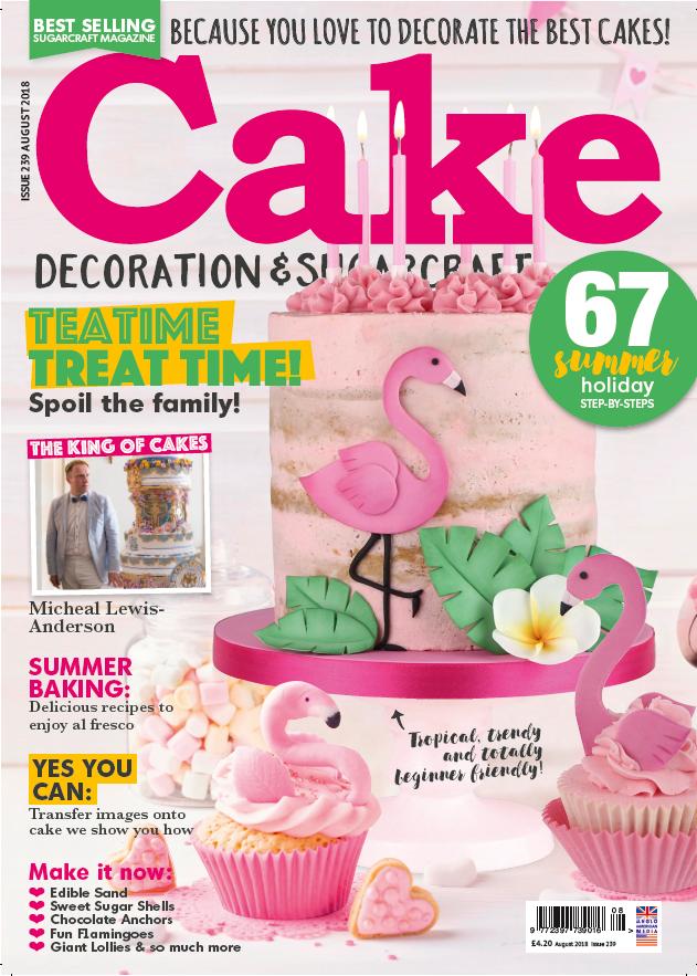 fabulous flamingo front cover