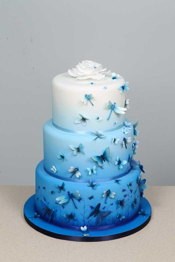airbrush cake decoration tutorial