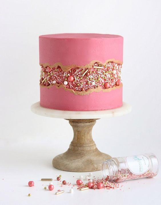 fault line cake 1