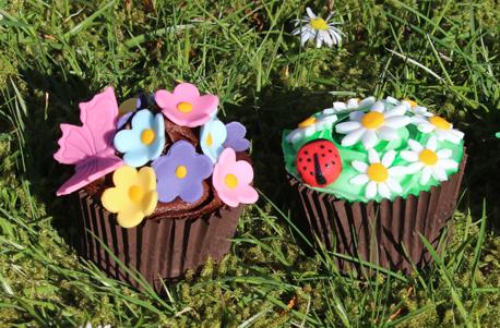 flower cupcakes 458