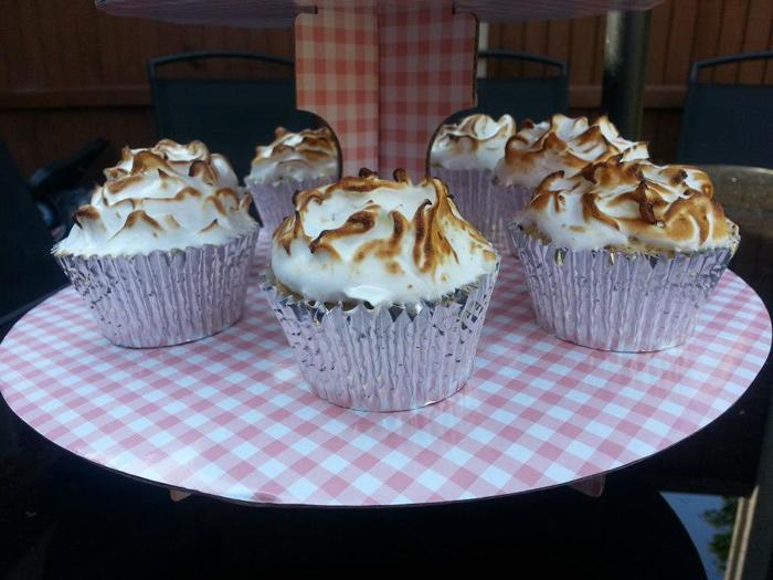 lemon meringue cupcake 2