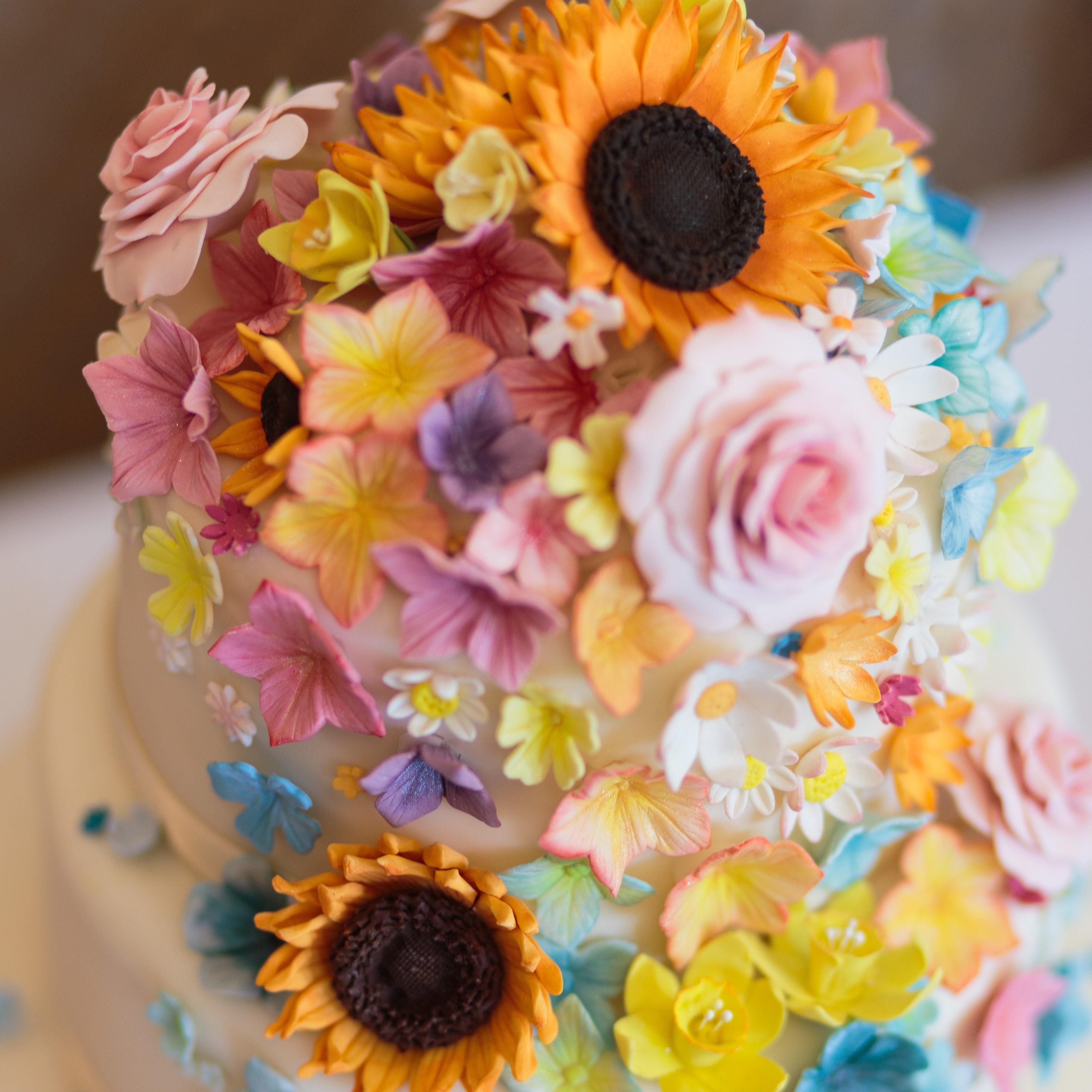 handmade cake decorations