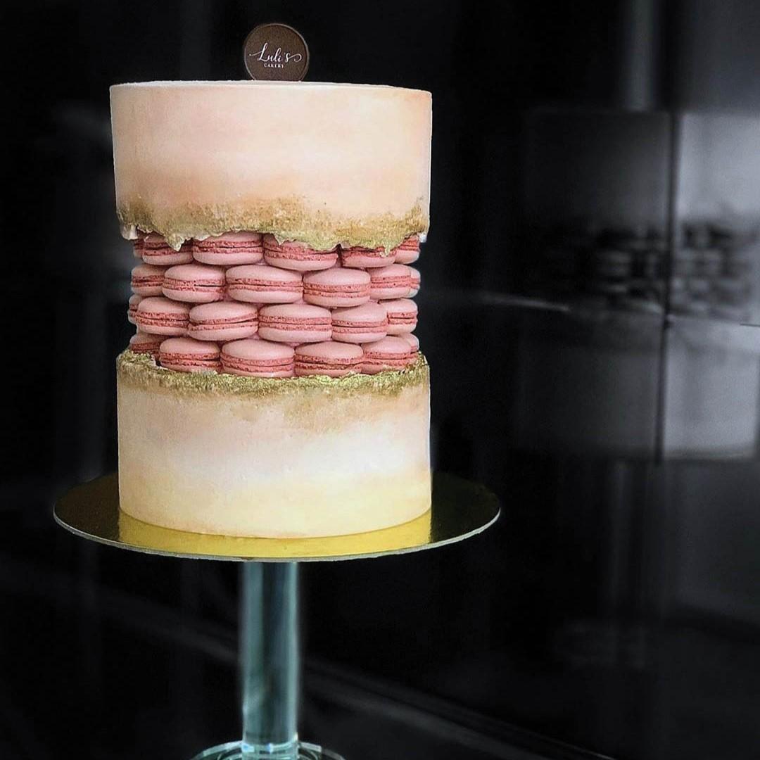fault line cake inspiration