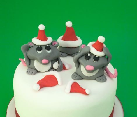 Merry Modelled Mice