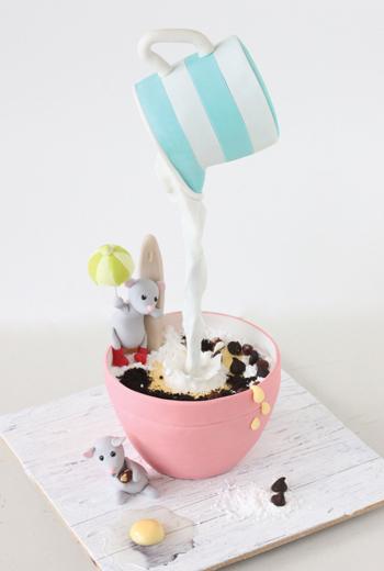 milkjug cake