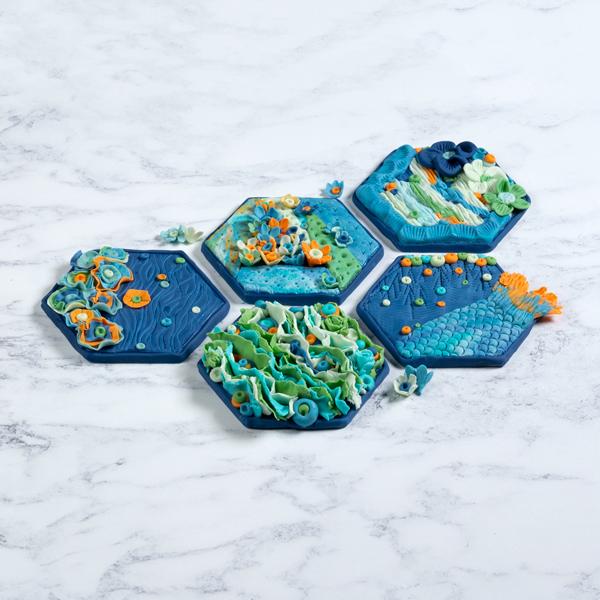 modelling tool tiles