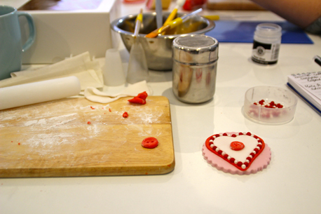 my simple cupcake