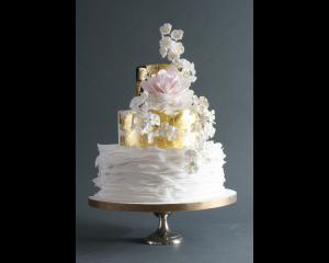 Wedding Cake Trend - Ruffles
