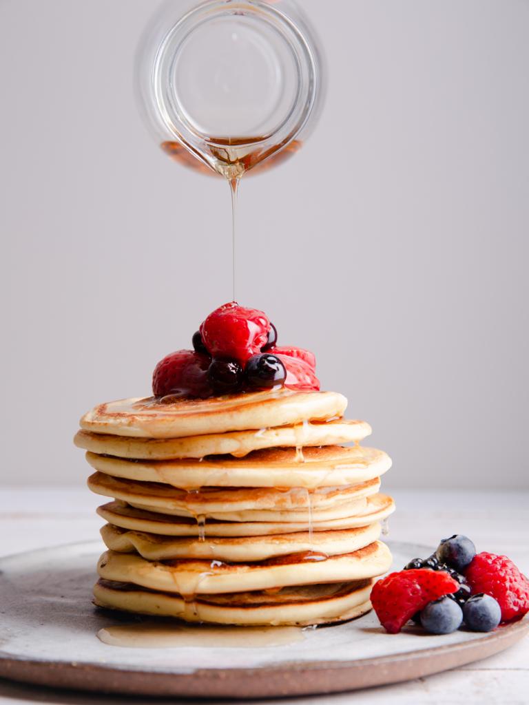 maple vegan pancakes vegan pancake recipes
