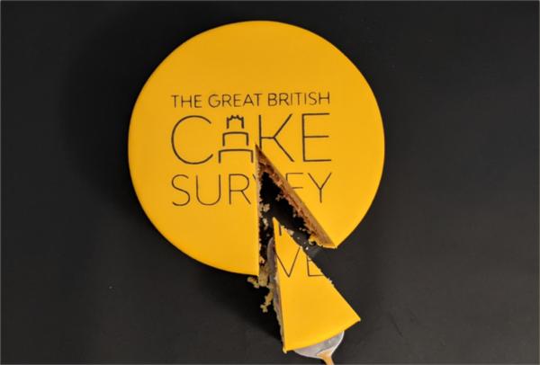 The Great British Cake Survey logo