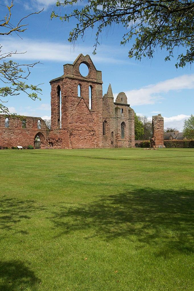 arbroath abbey copyright tom parnell