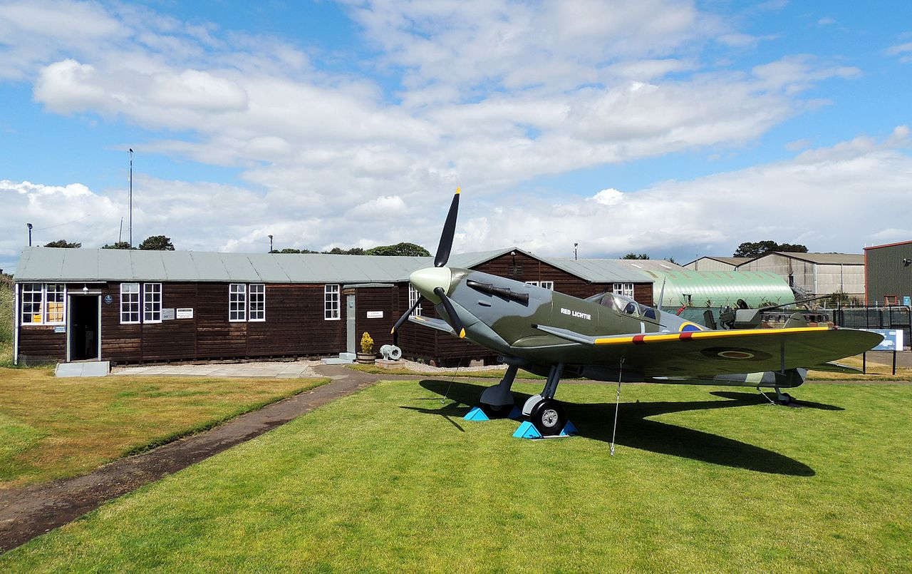 Kevan Dicken, Montrose Air Station Heritage Centre