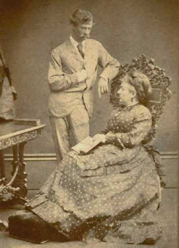 Princess Louise and Boehm
