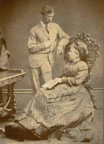 Princess Louise and Boehm