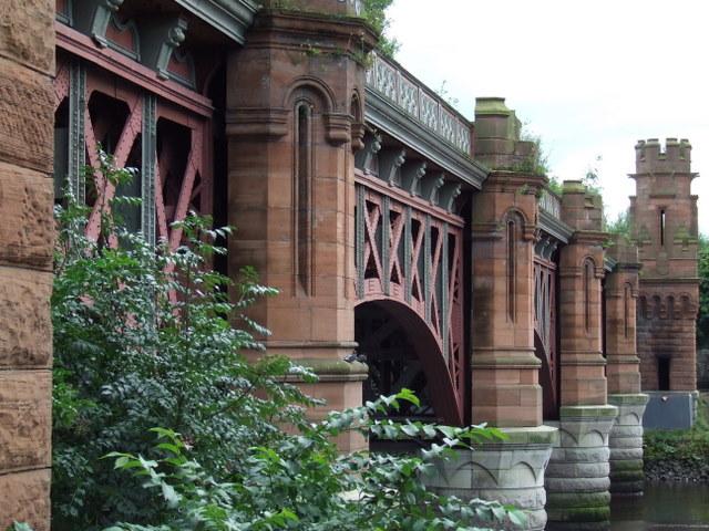 City Union Railway Bridge Glasgow