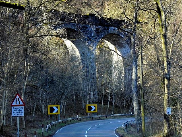 Creag An Arnain Viaduct