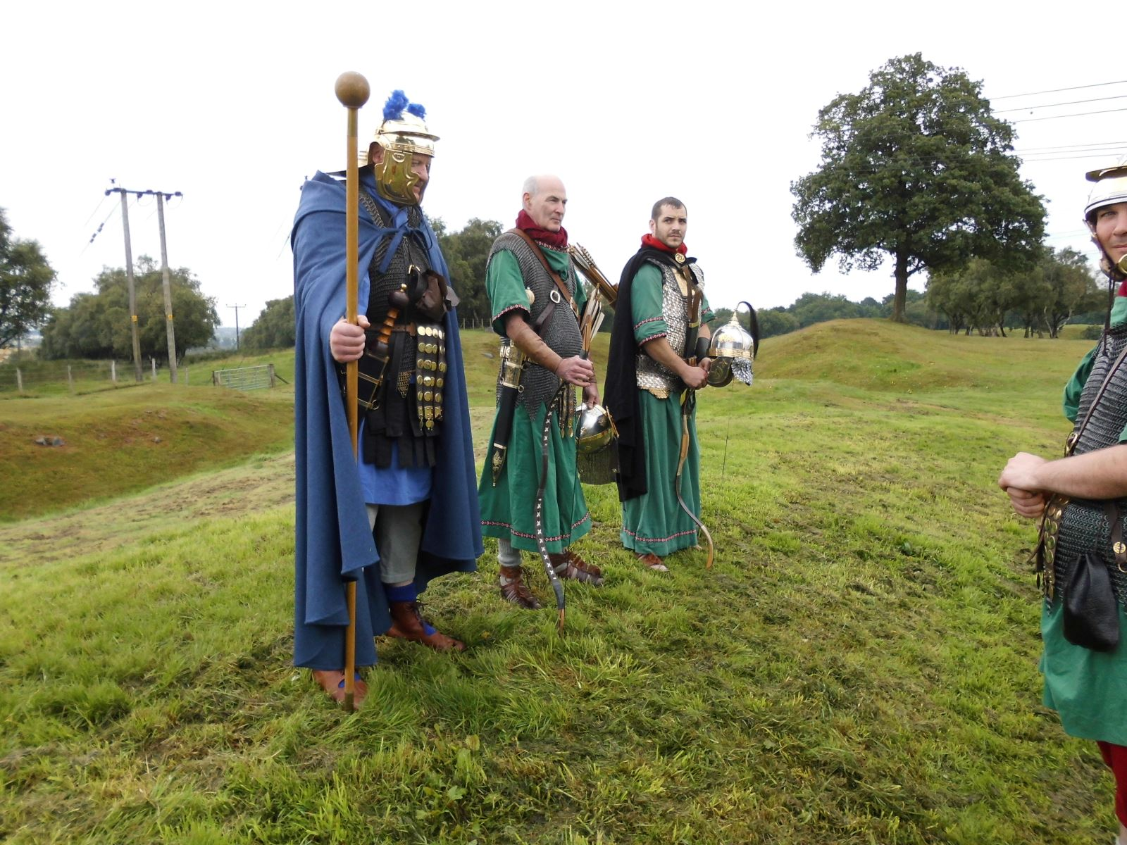 Roman Troops And Legions On Scotland S Antonine Wall