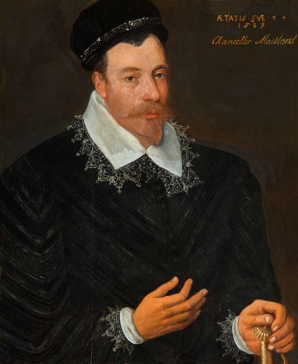 Sir John Maitland portrait