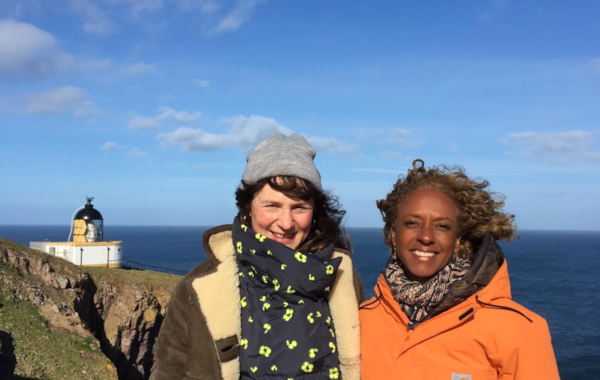 NTS-Interim-Filming-Manager-Sarah-Eccles-and-BBC-Presenter-Gillian-Burke-at-St-Abbs-Head-14621.jpg