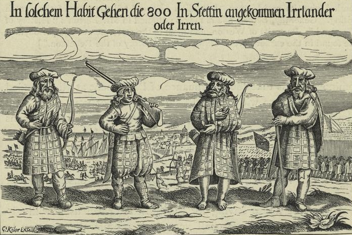 Scottish soldiers in the service of Gustavus Adolphus