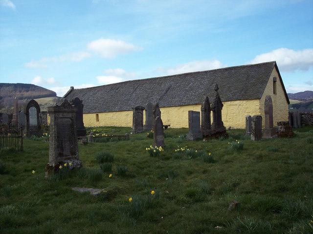 St Mary's Chapel copyright Trish Steel