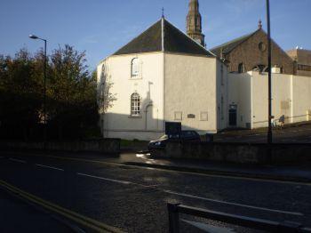 Glasite Church, Dundee, copyright Richard Whitelaw