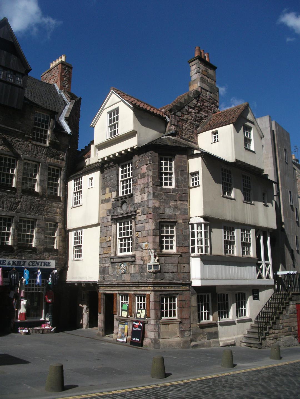 John Knox House - yes and no - History Scotland