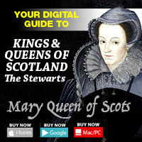 Kings and Queens of Scotland digital guide