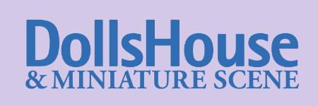 Dolls house and miniature scene logo