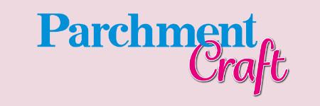 Parchment craft logo