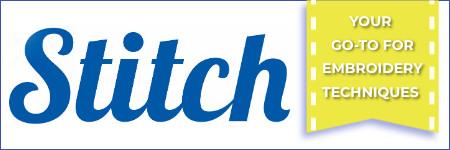 Stitch magazine logo