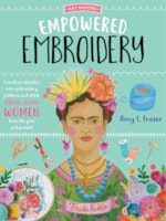 Art Makers Empowered Embroidery cover
