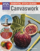 RSN Essential stitch guides canvaswork cover