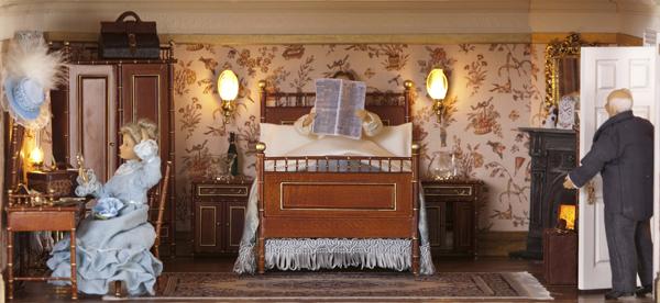 027-Featherstone-Hall-Hotel-bedroom
