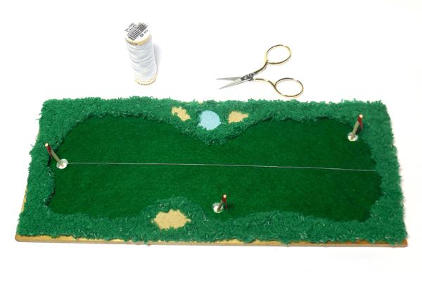 Accuracy-Line-miniature-putting-green