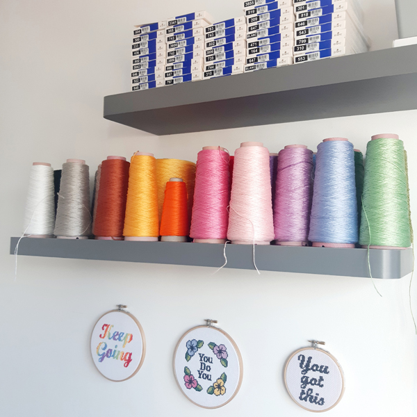 Sew Sophie Crafts threads and supplies
