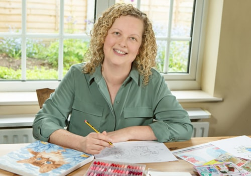 Lucie Heaton cross stitch designer