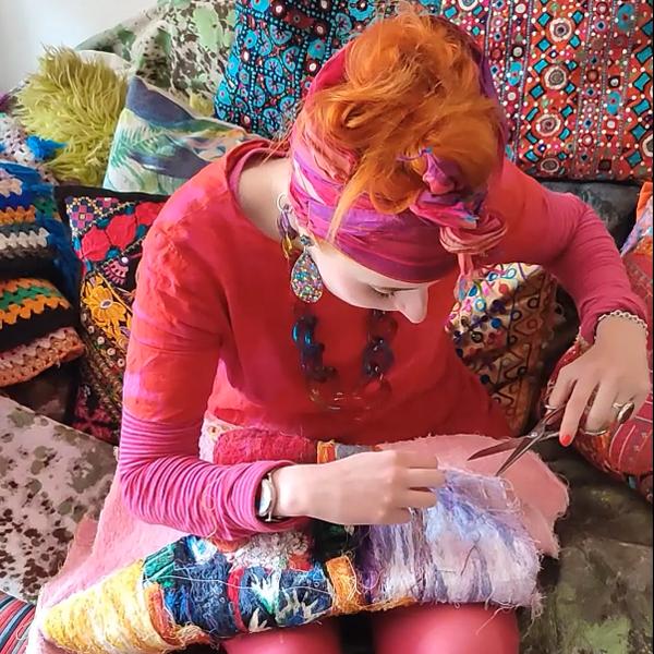 Suzy Wright stitching