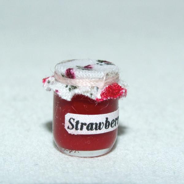 Miniature jam labels