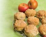 Apple-and-yoghurt-scones