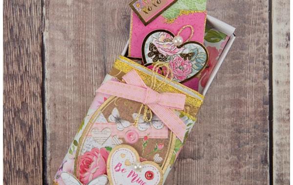 diy matchbox gift box